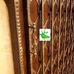 درب محافظ آپارتمان