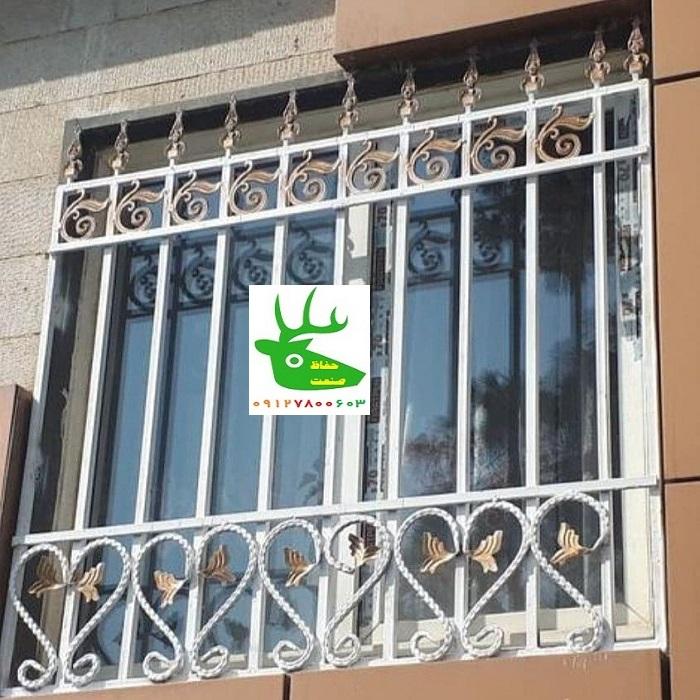 بهترین حفاظ پنجره آهنی