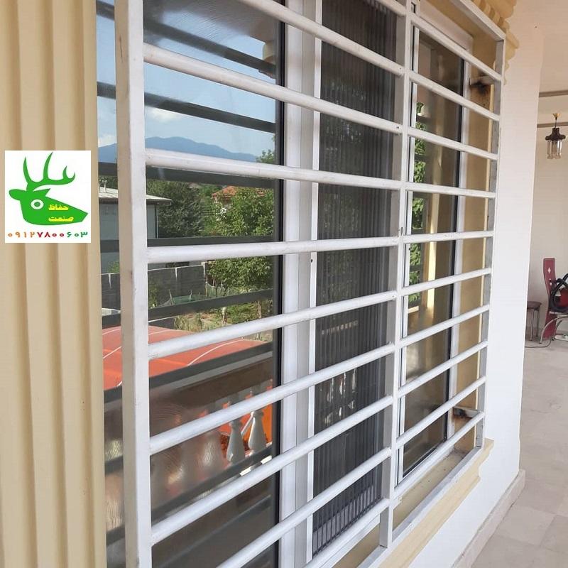 حفاظ نردهای برای پنجرهها
