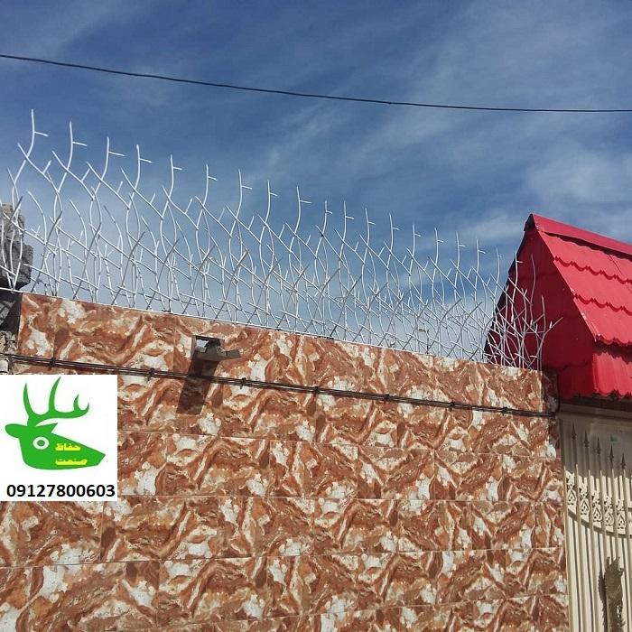 امن ترین حفاظ دیوار