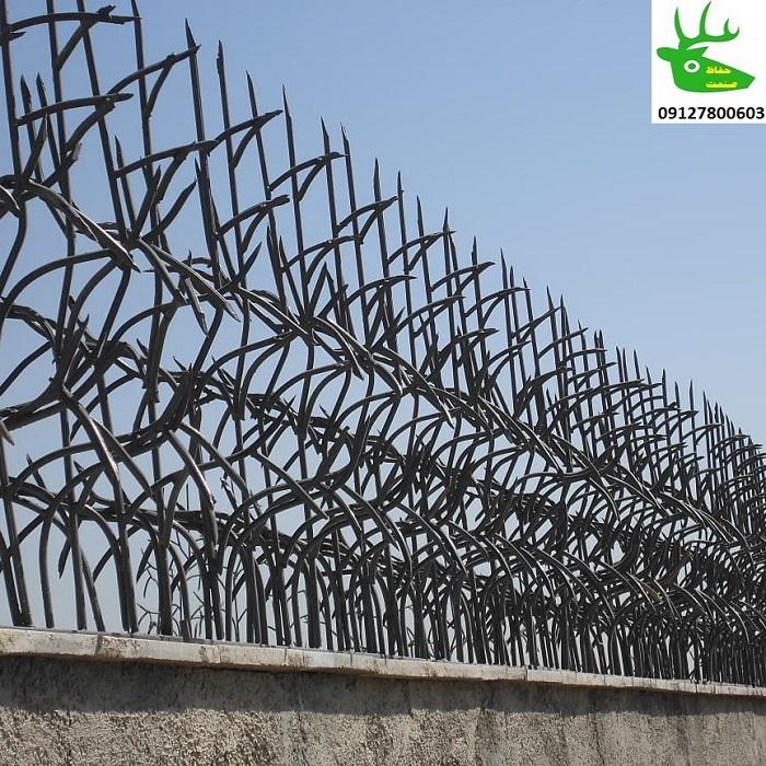 بهترین حفاظ دیوار حیاط