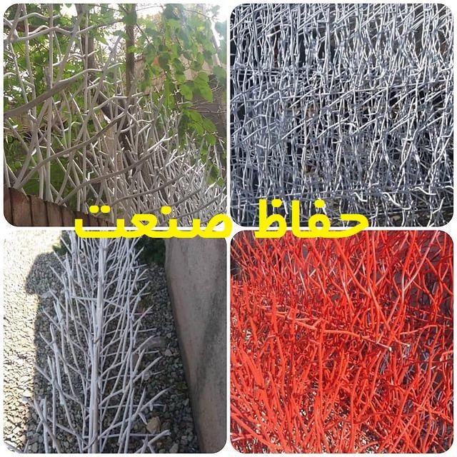 حفاظ شاخ گوزن روی دیوار