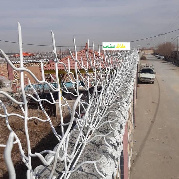 حفاظ فلزی دیوار تهران