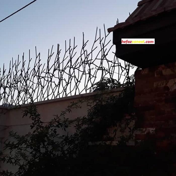 حفاظ بالای دیوار