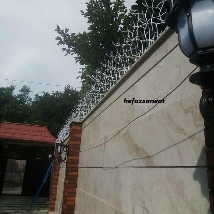 حفاظ فلزی دیوار قیمت