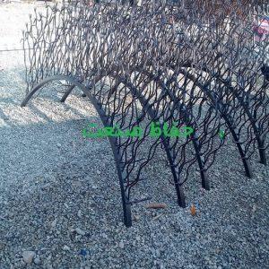حفاظ شاخ گوزنی مورب نورد شده