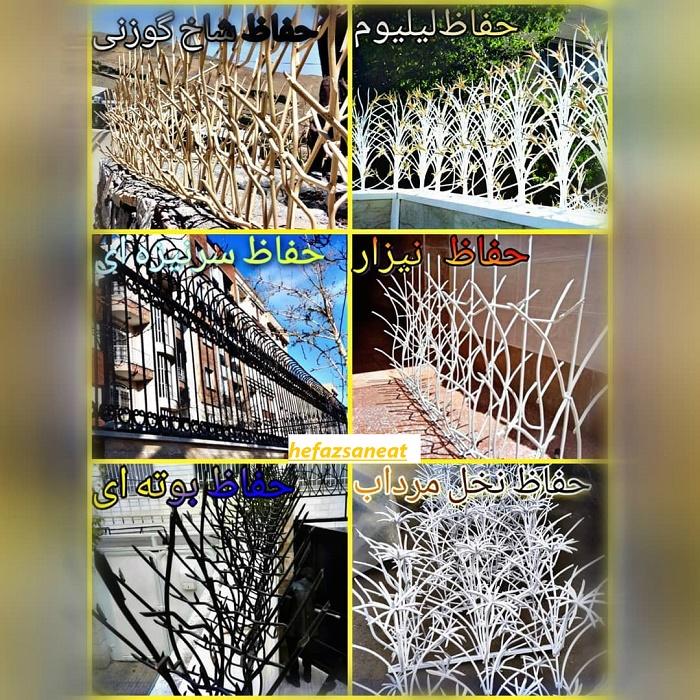 انواع حفاظ شاخ گوزنی