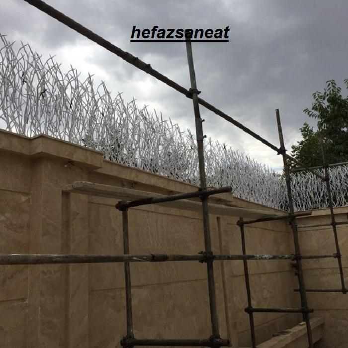 حفاظ شاخ گوزنی برای دیوار خانه